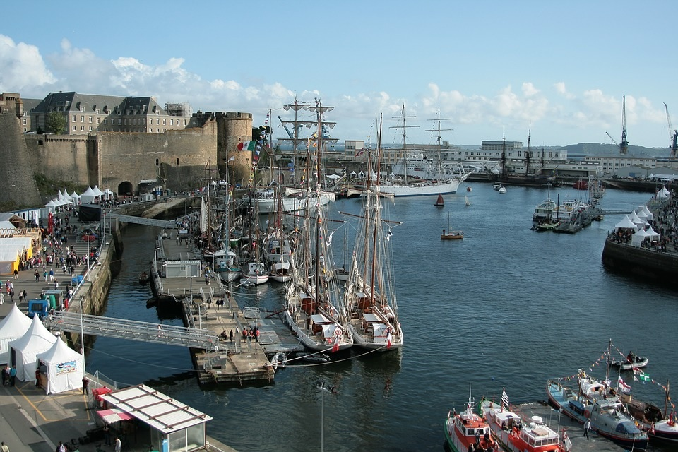 brest port overview
